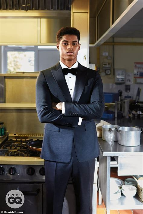 The latest tweets from marcus rashford mbe (@marcusrashford). Manchester United star Marcus Rashford features on GQ's ...