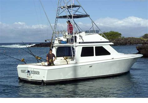 Used Boat Parts In Hawaii by 2 I Am One Of The Only Charter Boats In Kona That Is A