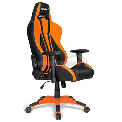 akracing gaming chair ebay ak racing premium plus v2 gaming chair orange ebay