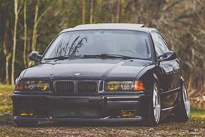 Bmw E35 M3 Stance Bmw Autumn Leaves Black HD Wallpaper