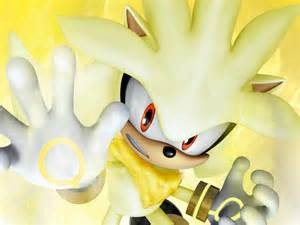 Sonic the Hedgehog Super Silver