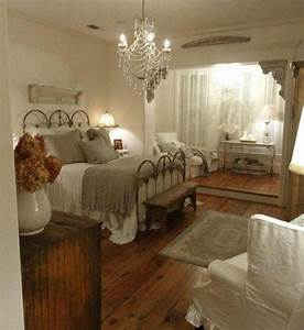 French, Cottage, Bedroom, Ideas, 32