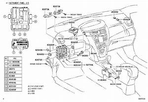 2002 Toyota 4runner Radio Wiring Diagram