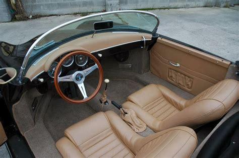 vintage porsche interior 1957 porsche 356 speedster buy classic volks