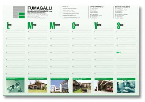 Planning Settimanale Da Scrivania by Planning Settimanali Da Scrivania E Da Tavolo Personalizzati