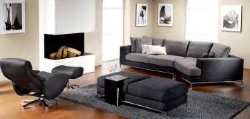 black livingroom furniture tips for choosing living room furniture and curtains