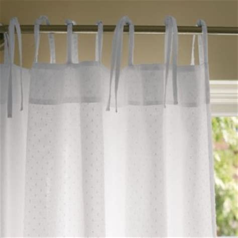 Dotted Swiss Kitchen Curtains by Swiss Dot Window Panel Sheer White Traditional Curtains