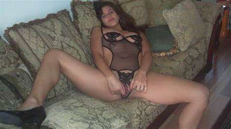 Hot Italian Milf Spreads Pussy And Wants Big Cock