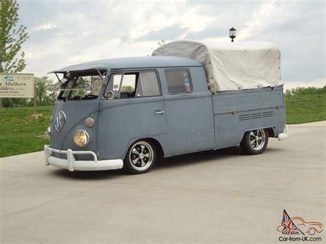 Vw 4 Door Truck by 1966 Volkswagen Cab