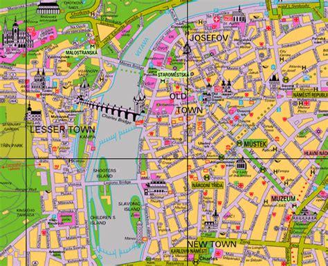 map  prague links       stay bars