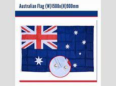 62M Australian Flag Pole Kit Aluminium w Pulley System