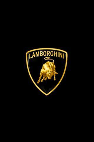 lamborghini logo android wallpaper hd logo wallpaper