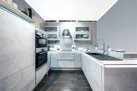 nobilia riva concrete kitchen   kitchen company