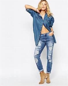 Moda Otou00f1o Invierno 2018 u2013 2019 para mujer Jeans y Pantalones - ModaEllas.com