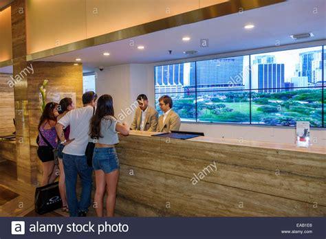 front desk in miami miami florida intercontinental hotel lobby front desk