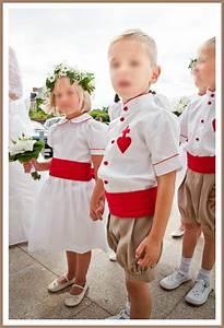 Tenue Garçon D Honneur Mariage : garcon d honneur les cort ges de garance ~ Dallasstarsshop.com Idées de Décoration