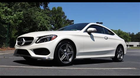 2017 Mercedes C300 Review by 2017 Mercedes C Class C300 Coupe Technical Review