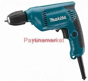Electric Power Tool Makita 6413 Drill Heavy Duty 450w  220