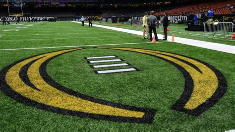 College Football Playoff dates of games, selections ...
