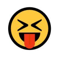 emojis qui tirent la langue raccourcis clavier