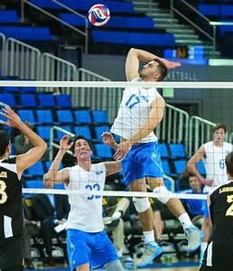 Long Beach stomps all over flat UCLA men's volleyball team ...