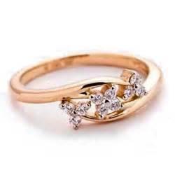 diamond chandelier ag real diamond simple flower look damond ring agsr0186