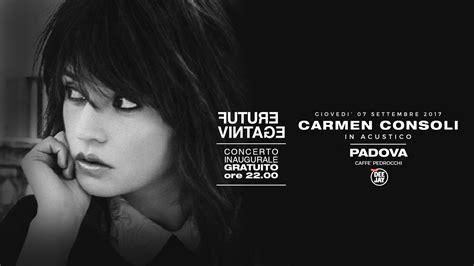 concerto consoli 2015 concerti live future vintage festival 8 9 10 settembre
