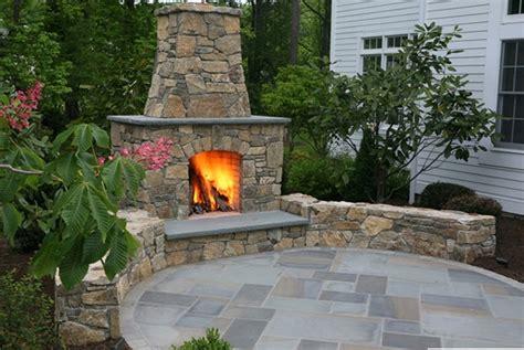 Outdoor Fireplaces : Sponzilli Landscape Group