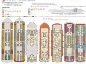 carnival dream room layout carnival dream deck plan