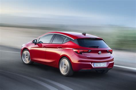 2016 Opel Astra K 5 Door Hatchback Gm Authority