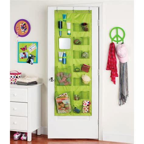 Closet Door Storage by Your Zone So It Closet Door Organizer Green Glaze