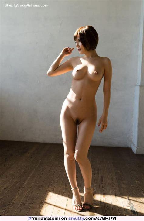 Yuriasatomi 里美ゆりあ Simplysexyasians Nakedasians