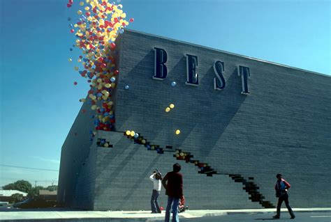 Site Specific Postmodern 'best Products' Showrooms