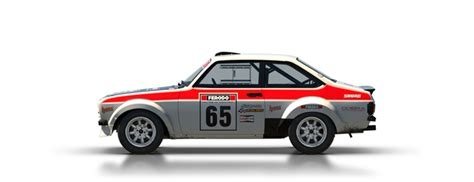 Ford Escort Mk II | Colin McRae Rally and DiRT Wiki ...
