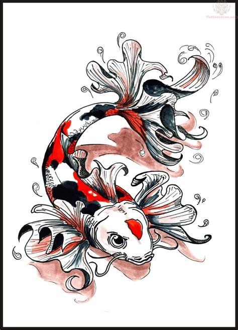 koi fish tattoo designs for men koi fish tattoo