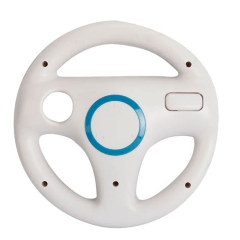 Volante Wii by Steering Wheel For Wii Wii U Mario Kart White Tmart