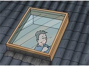 Lucarne De Toit Fixe : installer une fen tre de toit sur une toiture inclin e ~ Premium-room.com Idées de Décoration