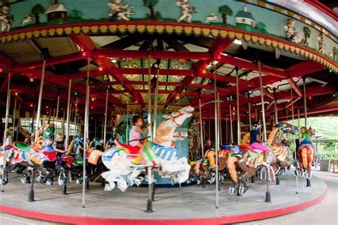 carousel park central children friedsam activities memorial