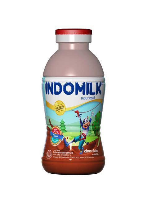 indomilk susu cair chocolate btl ml klikindomaret