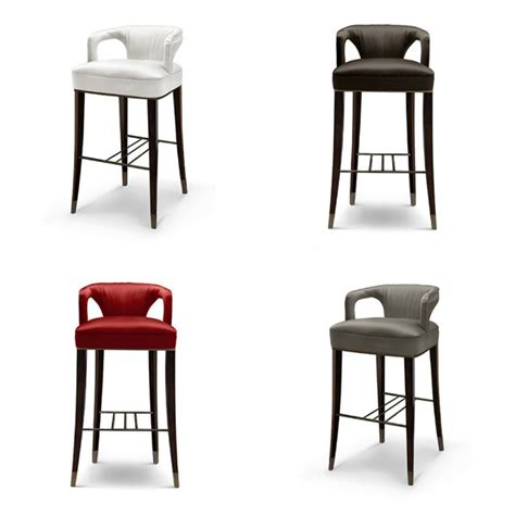 the back bar stools design ideas for restaurants