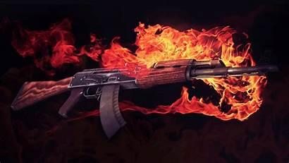 Ak47 Csgo Fire Wallpapers Scruff Ryan
