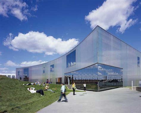 laban centre london deptford  architect