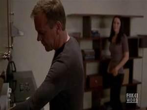 Renee Walker and Jack Bauer 24, R.I.P Renee - YouTube