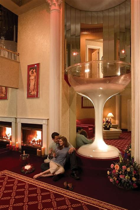 pocono resort palace tower poconos champagne inclusive resorts room couples hotels suite glass stroudsburg hotel pa caesars bath paradise airy