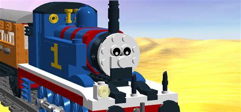 lego ideas the tank engine