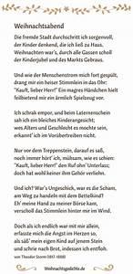 Weihnachtsgedichte Kinder Alt : kinder weihnachtsgedichte lustig ~ Haus.voiturepedia.club Haus und Dekorationen