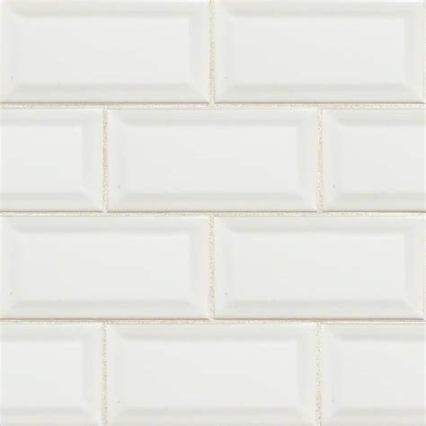 beveled subway tile white beveled subway tile www imgkid com the image kid has it