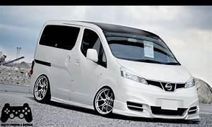 Nissan Nv200 Evalia : custom evalia nissan nv200 camper van from dinkum ~ Mglfilm.com Idées de Décoration