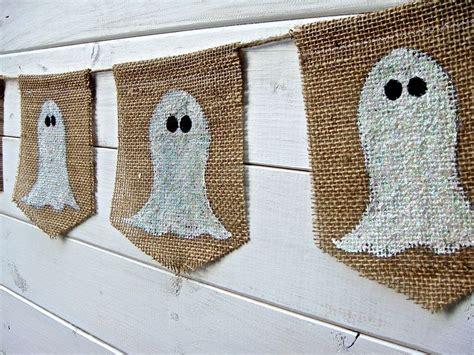 Halloween Ghost Banner, Halloween Ghost Garland, ghost ...