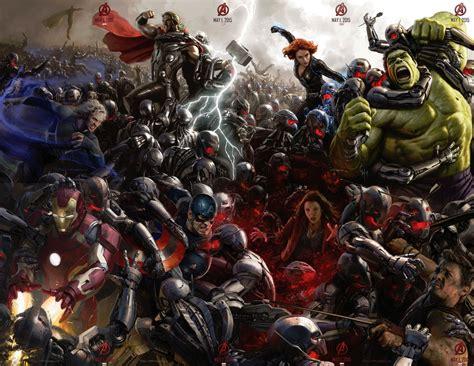 Avengers: Age of Ultron (Movie)   Comic Vine